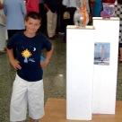 Personale Biennale d'arte presso il Palazzo Internazionale del Cinema a Lido di Venezia 2004